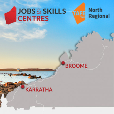 The location of Karratha JSC.
