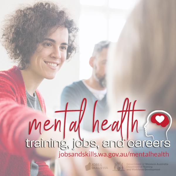 Jobs and Skills WA: Working in mental health