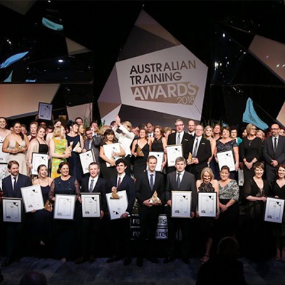 Australian Training Awards Winners 2018