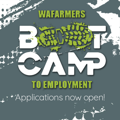 WA Farmers Bootcamp