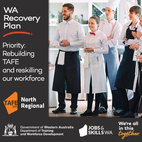 Jobs and Skills WA: New Broome TAFE facilities