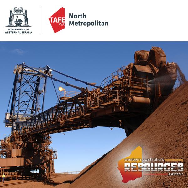 Conveyor belt training for WA's resource industry.