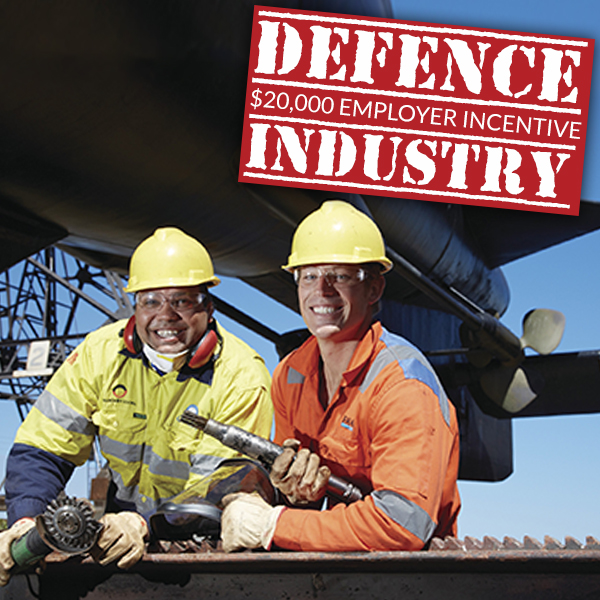 Working in the WA Defence Industry.