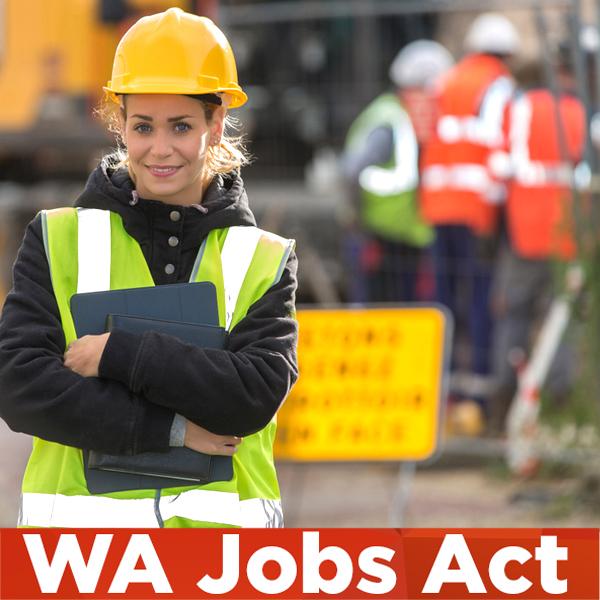 WA Jobs Act