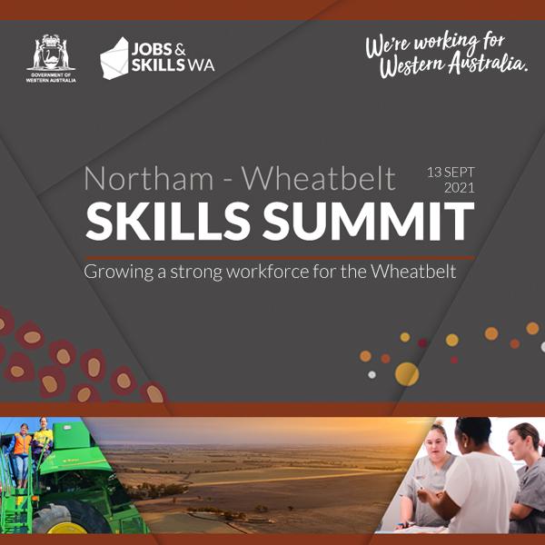 Regional Skills Summit Northam