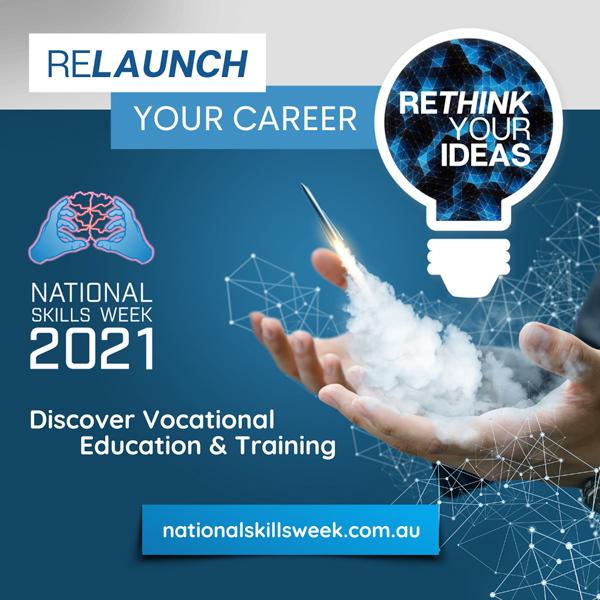 National skills week 2021.