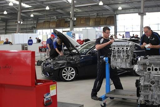 Automotive Competition