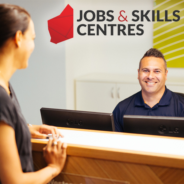 Jobs And Skills Centres