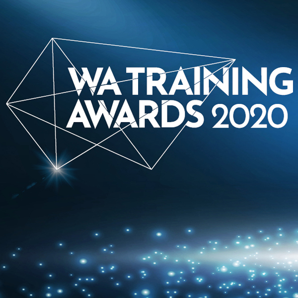 WA Training Awards 2020.