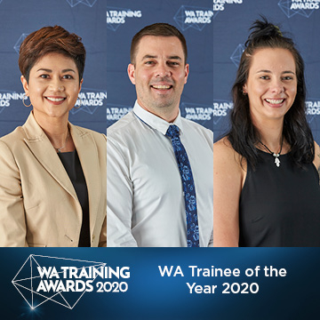 2020 Trainee of the Year finalists