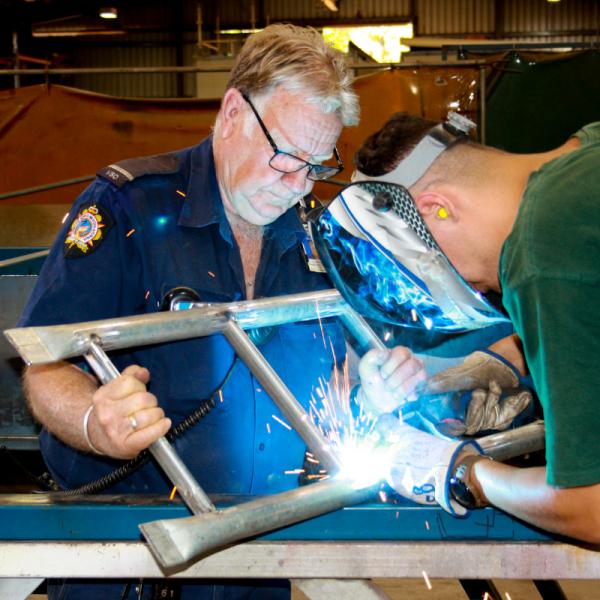 Australian Apprenticeships - Employer Award - WA Department of Justice