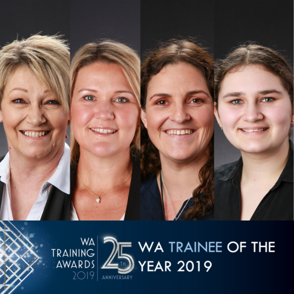 Finalists: Trainee of the Year 2019