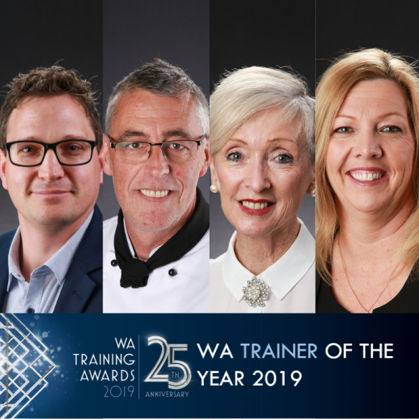 Trainer of the Year 2019 finalists
