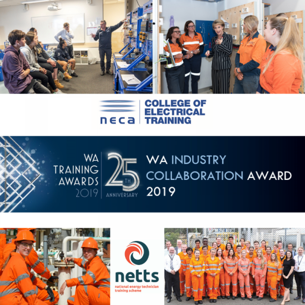 WA Industry Collaboration Award 2019 finalists