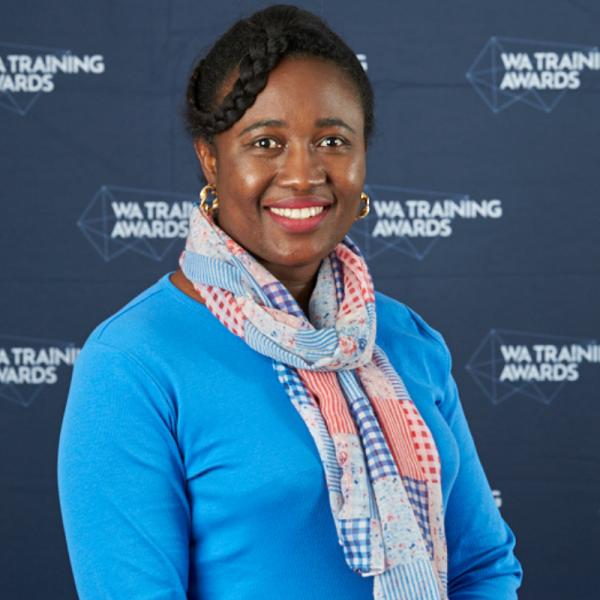 WA Cultural Diversity Training Award 2021 - Agnes Toluwade