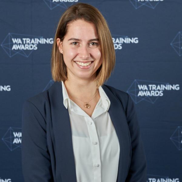 WA International Student of the Year 2021 - Johanna Faber