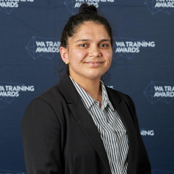 WA Trainee of the Year 2021 - Amber Ugle-Hayward