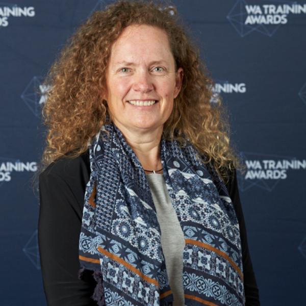 WA Trainer of the Year 2021 - Maryke Gray