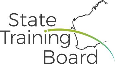 State Training Board logo