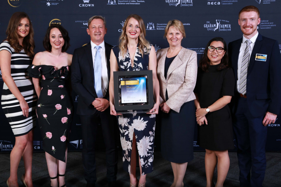 McDonald's Australia, WA Employer of the Year 2017